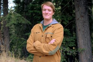 Pictured: Chase Schweitzer, Sierra Watch Field Representative