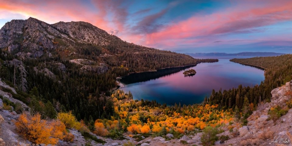 Emerald Bay, Lake Tahoe, Keep Squaw True, Sierra Watch, Martis Valley West