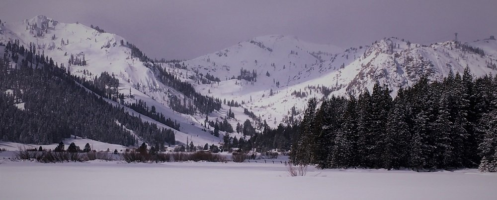 Squaw Valley, Fresh Snow, Tahoe Coronavirus, Squaw COVID-19