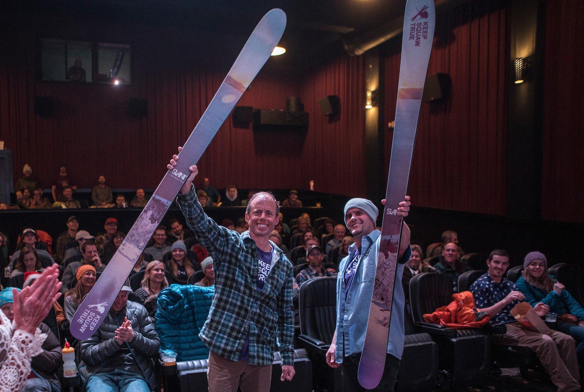 Robb Gaffney, Scott Gaffney, Matchstick Productions, Squaw Valley