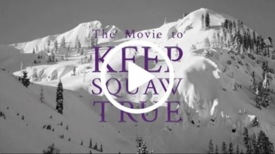 Squaw Valley Alpine Meadows
