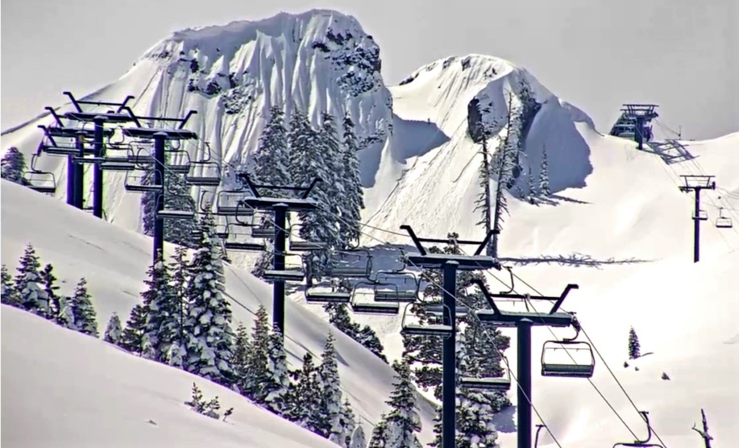 KT-22, Squaw Valley, April 2020