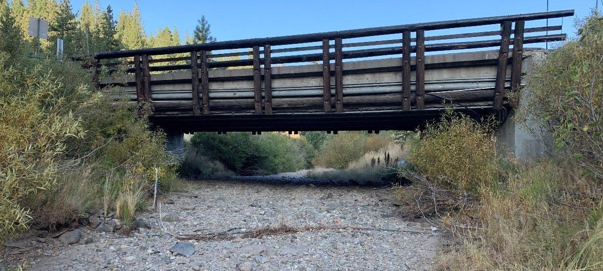 Squaw Creek, Squaw Valley, ALterra Mountain Company, Sierra Nevada Drought