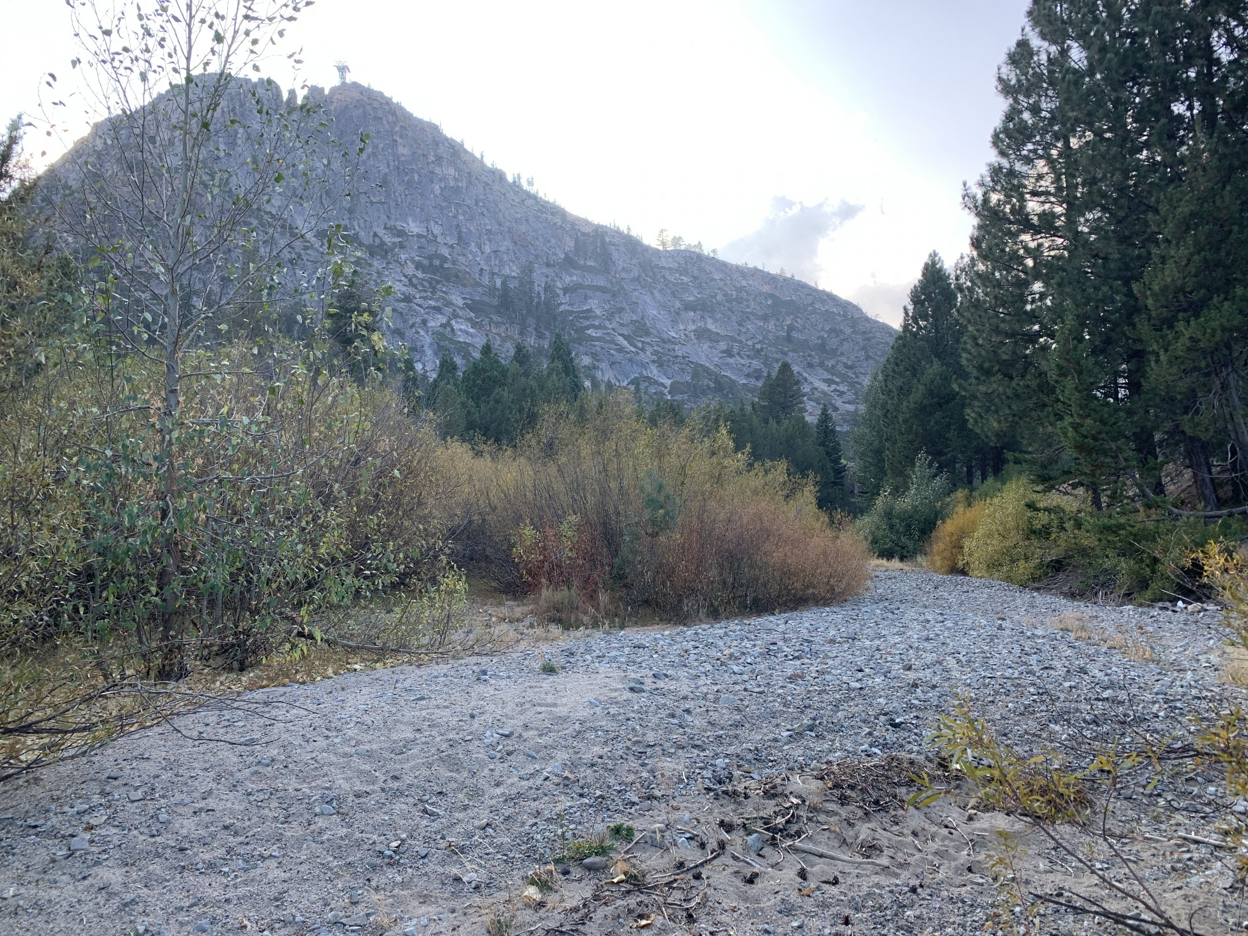 Squaw Creek, Olympic Valley, Alpine Meadows