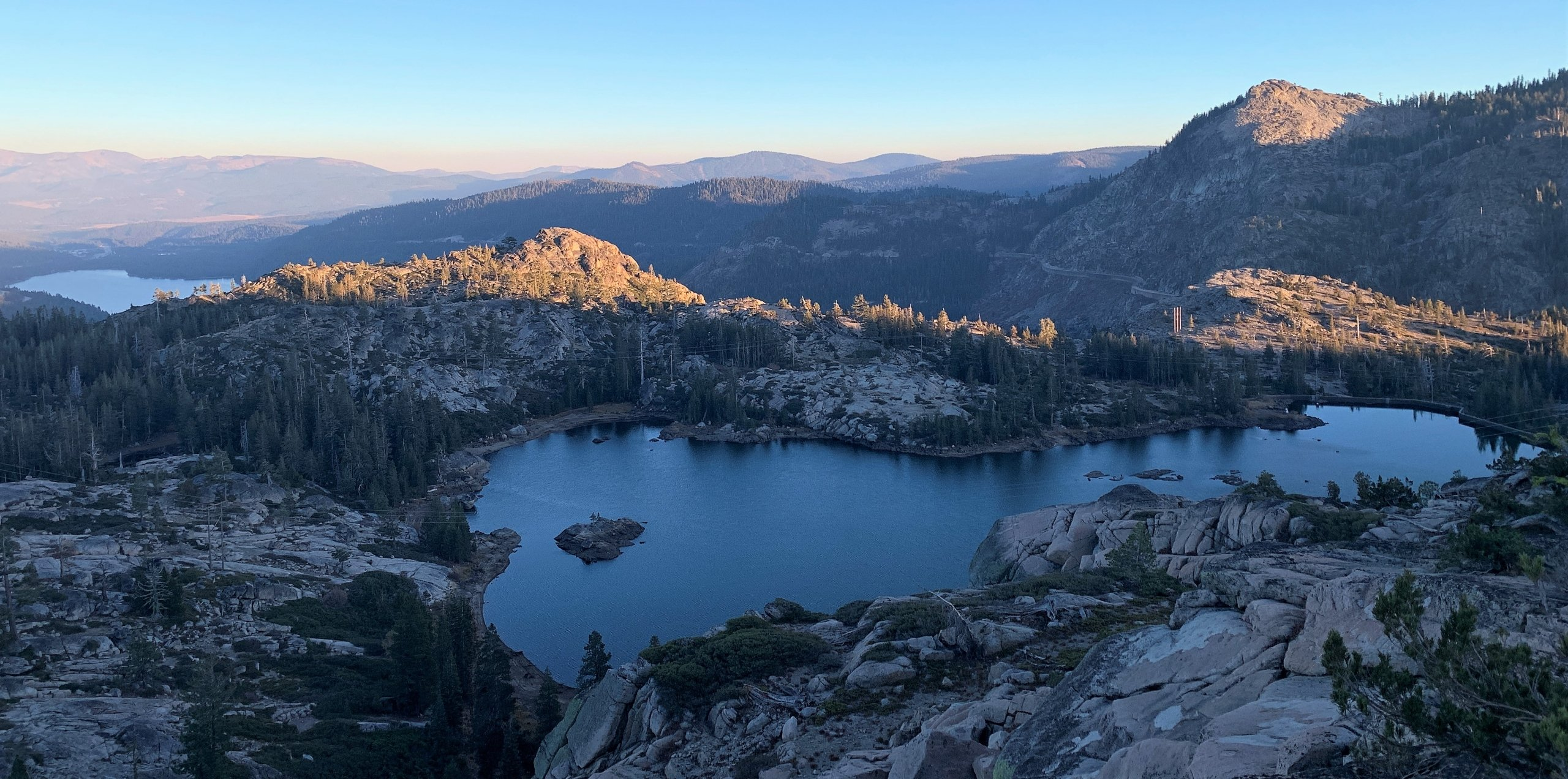 Donner Summit, Mount Rose Wilderness, Martis Valley