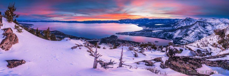 Emerald Bay, Tahoe Truckee True