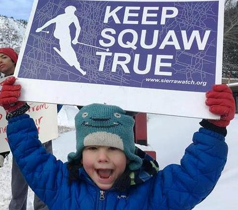 Keep Squaw True