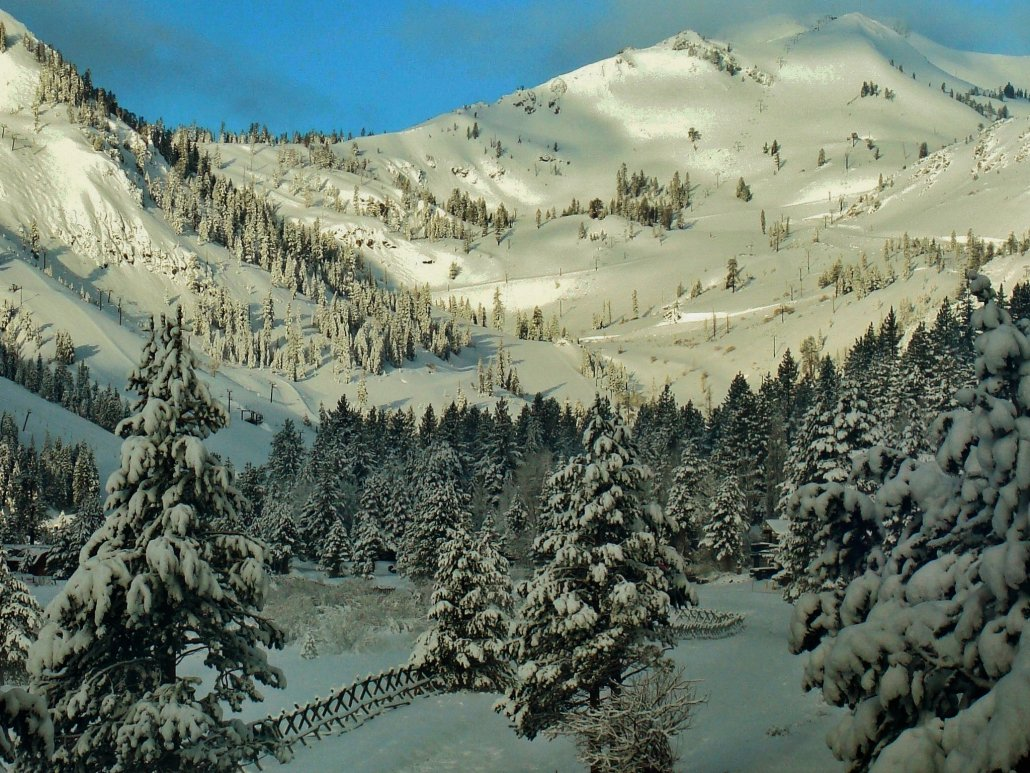 Olympic Valley California