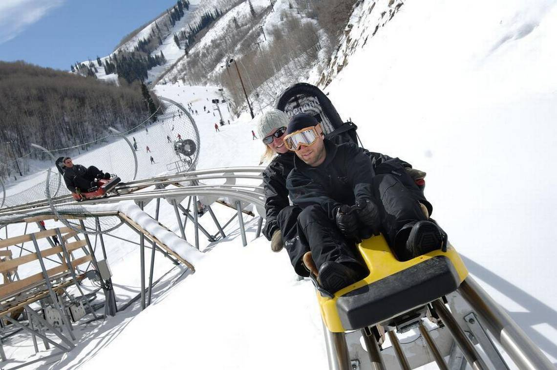 Squaw Valley Roller Coaster