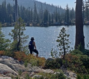 5 Lakes and Granite Chief Wilderness