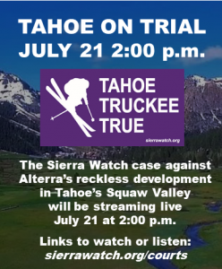 Tahoe Truckee True Court Flier